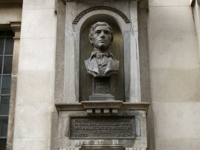Monument To The Charles Lamb