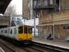 Platforms At Clapton Railway Station