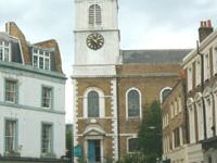 St James's Church Clerkenwell