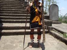A Naga Warrior