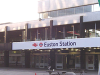 Euston Tube Station