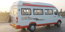 Force Tempo Travellers Hire Delhi