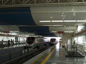 Batong Line, Beijing Subway