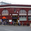 Hampstead Tube Station Building