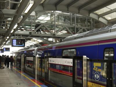 Hengsha Station