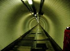 Inside The Greenwich Foot Tunnel