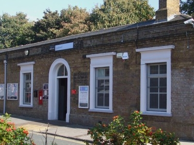 Ladywell Station Main Building