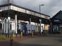 Lee Railway Station