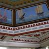 Lobby Ceiling Of The Custom House