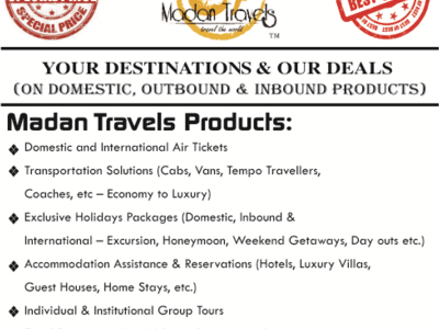 Madan Travels