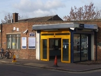 Mottingham Railway Station