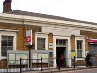 New Cross Gate Railway Station
