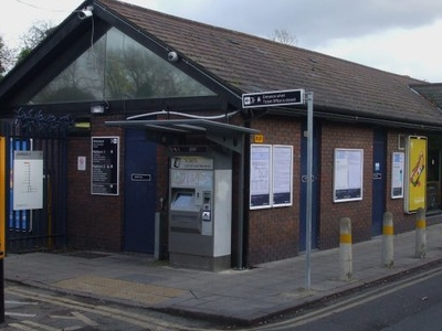 New Eltham Railway Station