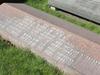 Peter Barlow FRS - Gravestone In Charlton Cemetery