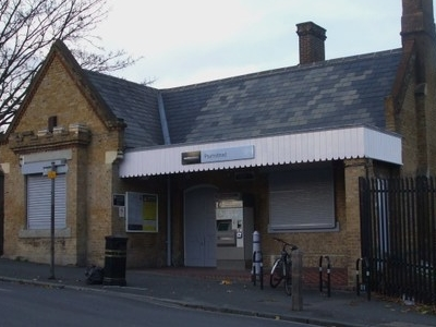 Plumstead Station Building