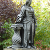 Statue Of Queen Charlotte