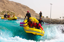 White Water Rafting @ Wadi Adventure