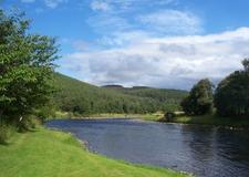 River Spey Near Knockando