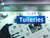 Tuileries Platform Signage And Artwork