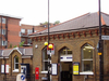 Stamford Hill Railway Station Building
