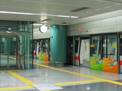 S Z  Luo  Hu  Station