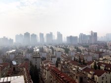 Hongkou From A Building