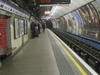 Northbound Victoria Line Platform