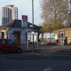 Woolwich Dockyard Station Building