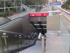Zhujiangnewtownstation
