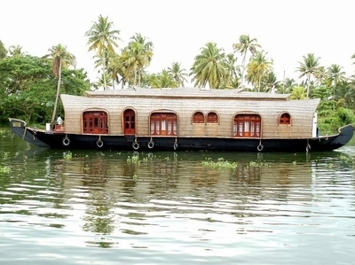 Aqua Castle Luxury Houseboat
