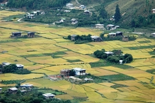 Bhutan Agriculture The Last Shangrila In The Himalayas