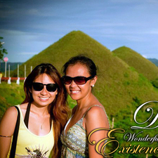 Bohol Chocolate Hills Philippines