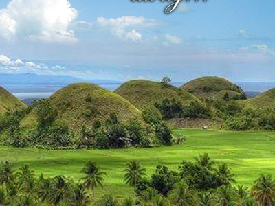 Bohol Chocolate Hills Tour Philippines