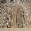 Basalt Columns Porto Santo