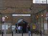 Bethnal Green Railway Station Entrance