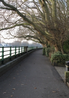 Embankment Walkway, Bishops Park