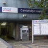 Cambridge Heath Stn Entrance
