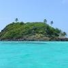 Cayo Cangrejo Near The Island Of Providencia