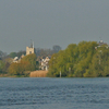 Chiswick Eyot On The River Thames