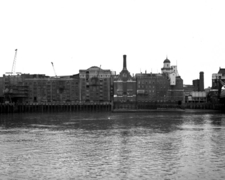 View Across The Thames
