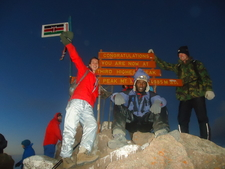 Highest Mountain In Kenya