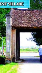 Duong Lam Main Entrance
