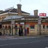 Denmark Hill Railway Station Building