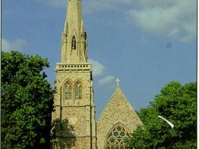 St Saviour's, Pimlico