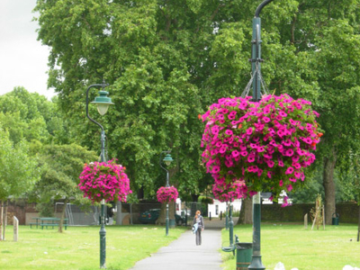 Geraldine Mary Harmsworth Park