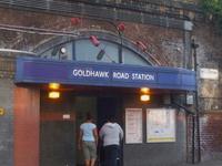 Goldhawk Road Tube Station