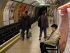 Jubilee Line Platform