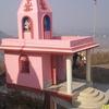 Hanuman Mandir Above The Mountain