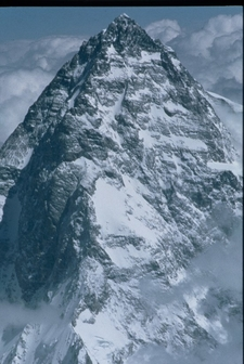 K2 West Face From Air2
