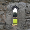 Window At Lesnes Abbey
